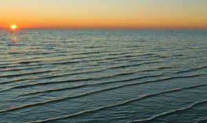 Golven strand rockanje