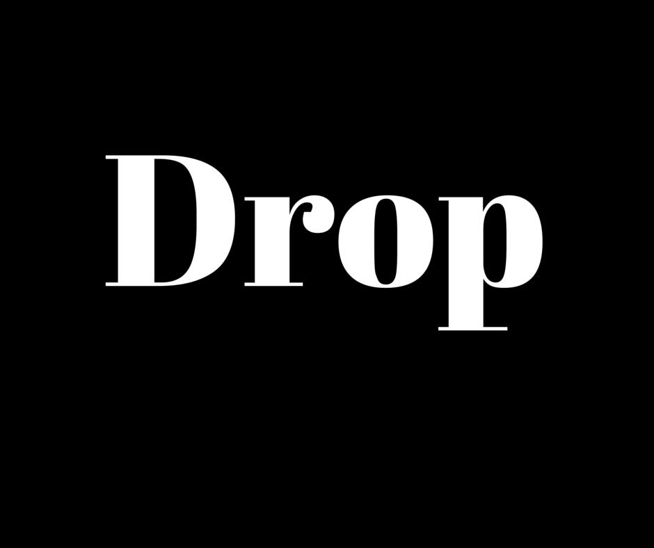 Drop recepten